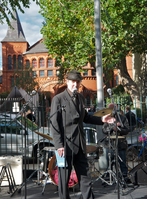 Powis Square Festival - Ray Roughler-Jones